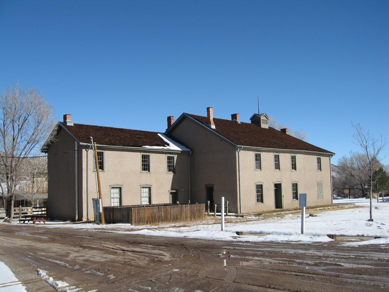 Marpeg Lincoln And Capitan New Mexico