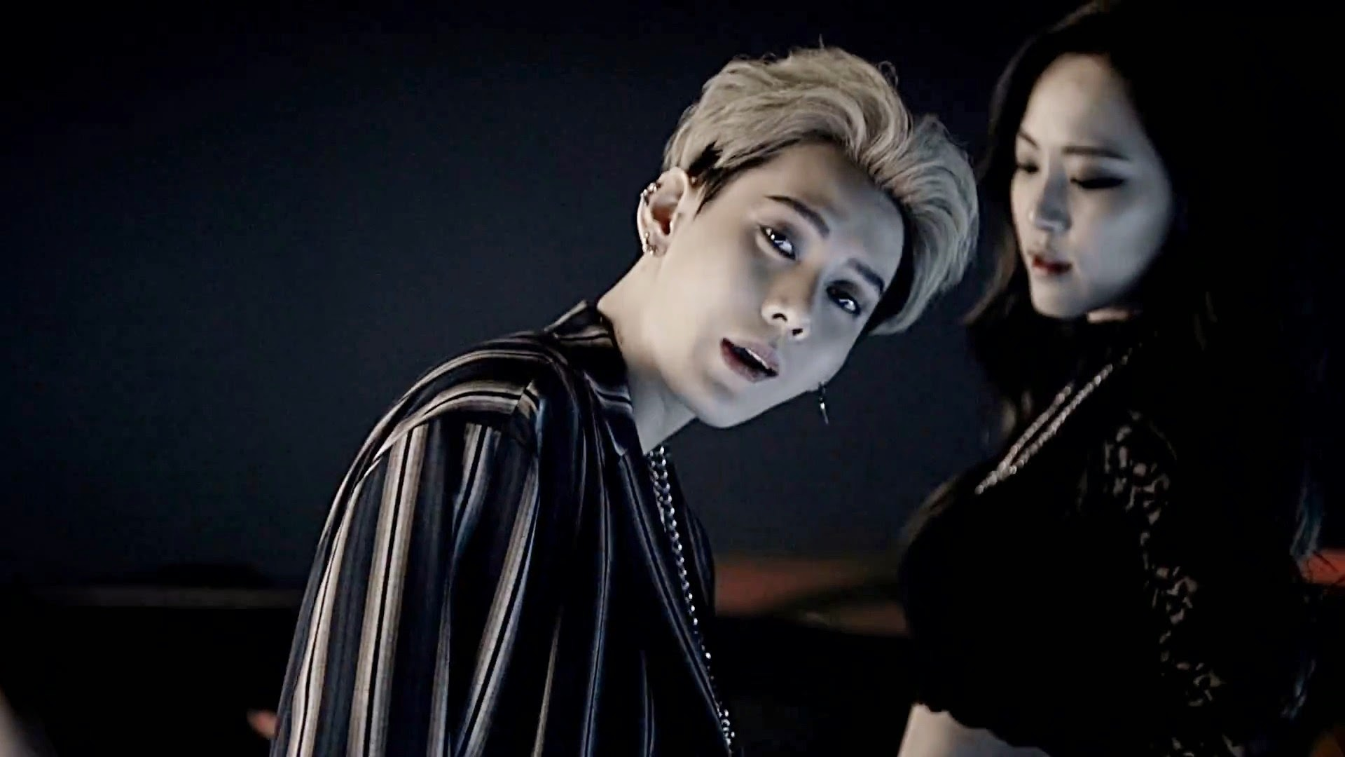 Myname's GunWoo from Just Tell Me MV