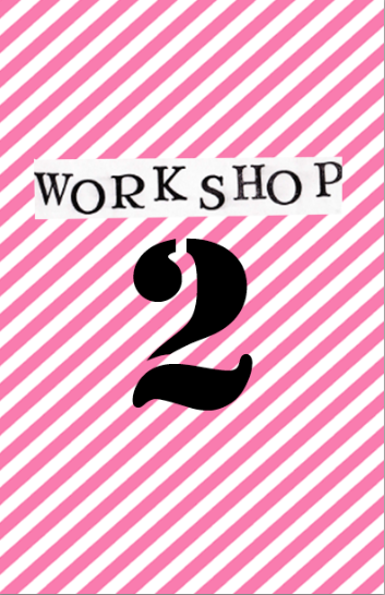 """WORKSHOP 2"" zine"