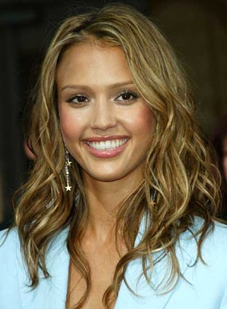 jessica alba hair color pictures. jessica alba hair color 2010.