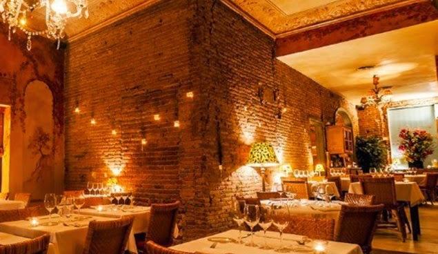 Viajar a barcelona los diez restaurantes m s rom nticos for Los restaurantes mas clandestinos y secretos de barcelona