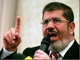 Dosa-dosa presiden Mesir DR. Muhammad Mursi