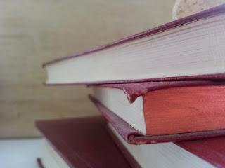 foto di libri vecchi