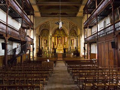 Iglesia de San Vicente (L'église Saint-Vincent) en Ciboure