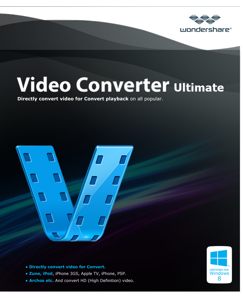 Wondershare Video Converter Ultimate 9