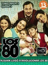 Los 80 3ra temporada