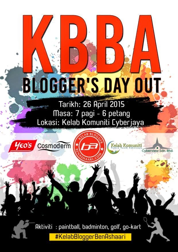 KBBA blogger day out