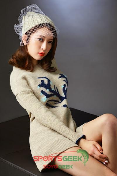 Ahyoung Dal Shabet Sports Geek