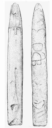 Menhir Antropomorf, trobat a Mollet al 2009. Fa 5 metres d'alçada, és el més gran d'Europa.