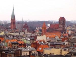 Toruń, Kota Kuno di Polandia Utara yang Masih Eksis