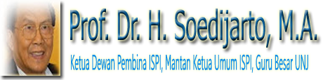 Prof. Dr. H. Soedijarto, M.A.
