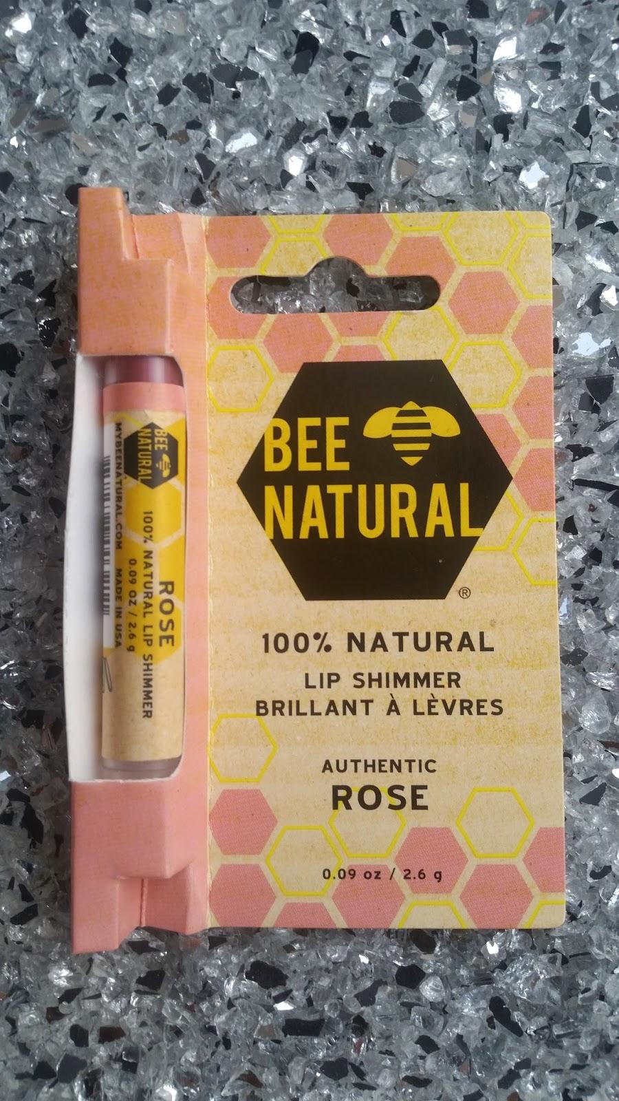 Lippenbalsam - Bee Natural - Rose - www.annitschkasblog.de