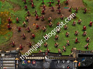 Screenshot Battle Realms Komputer