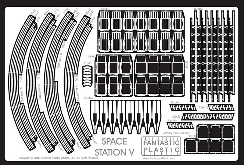 orion spacecraft plastic model kit fantastic - photo #10