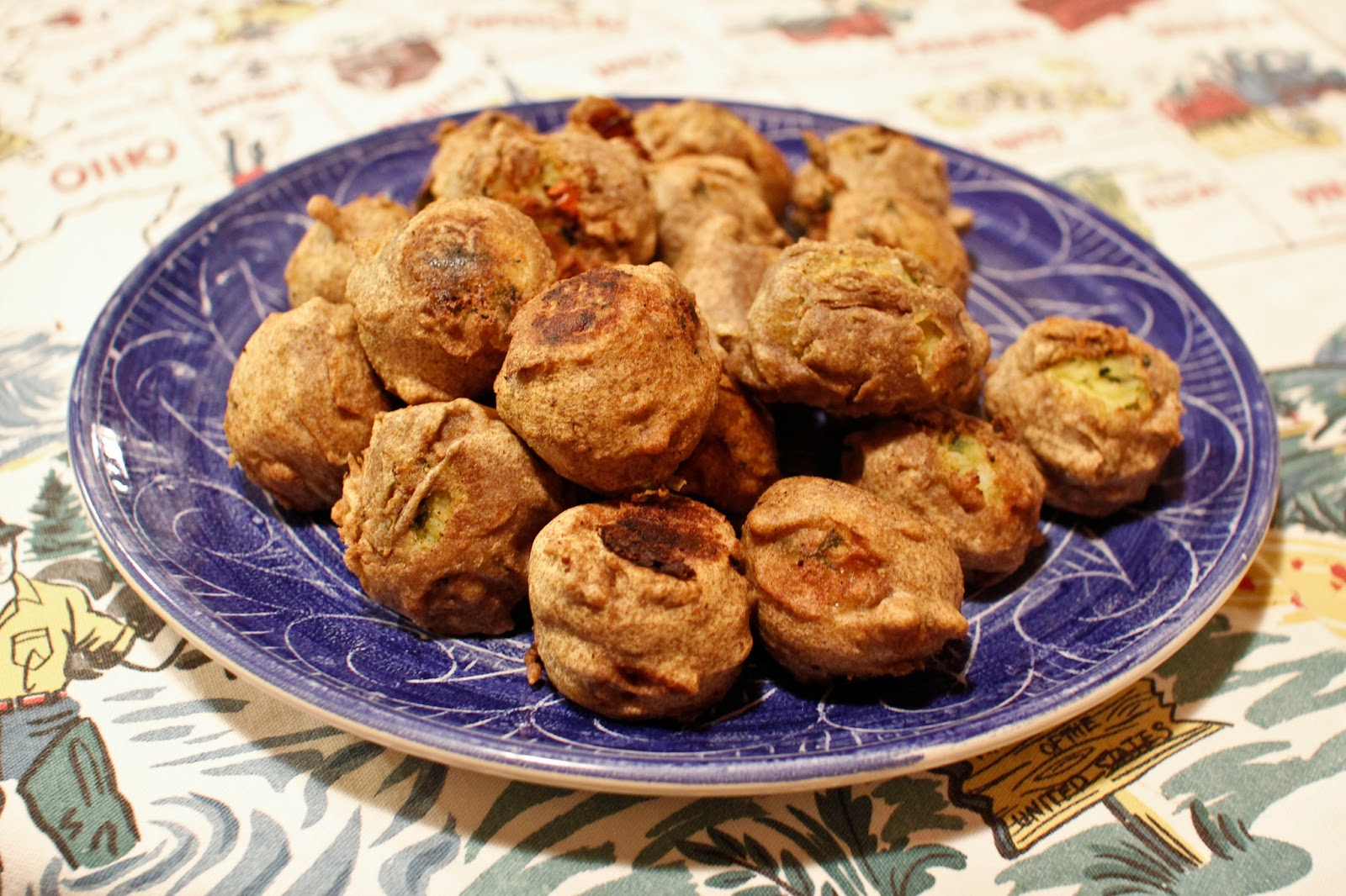 The colors of indian cooking one potato two potato indian party one potato two potato indian party perfect finger food forumfinder Images
