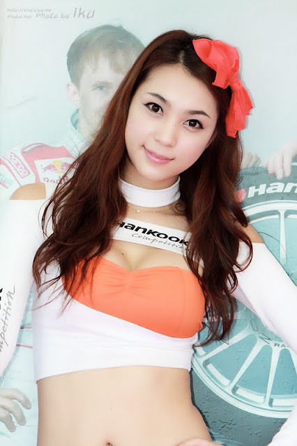 Ju Da Ha - Promote Hankook DTM Photoshoot
