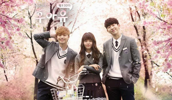Who Are You-School 2015