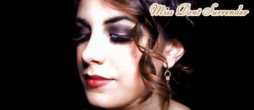 maquillaje inspirado en el gran gatsby