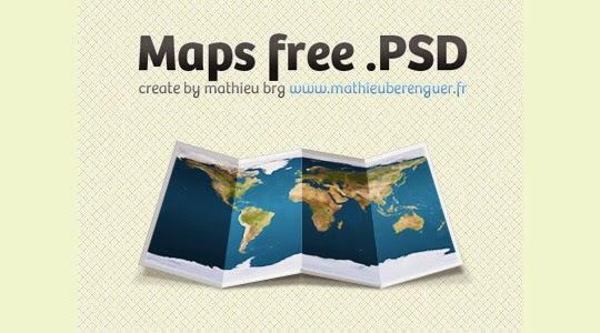 Map free psd