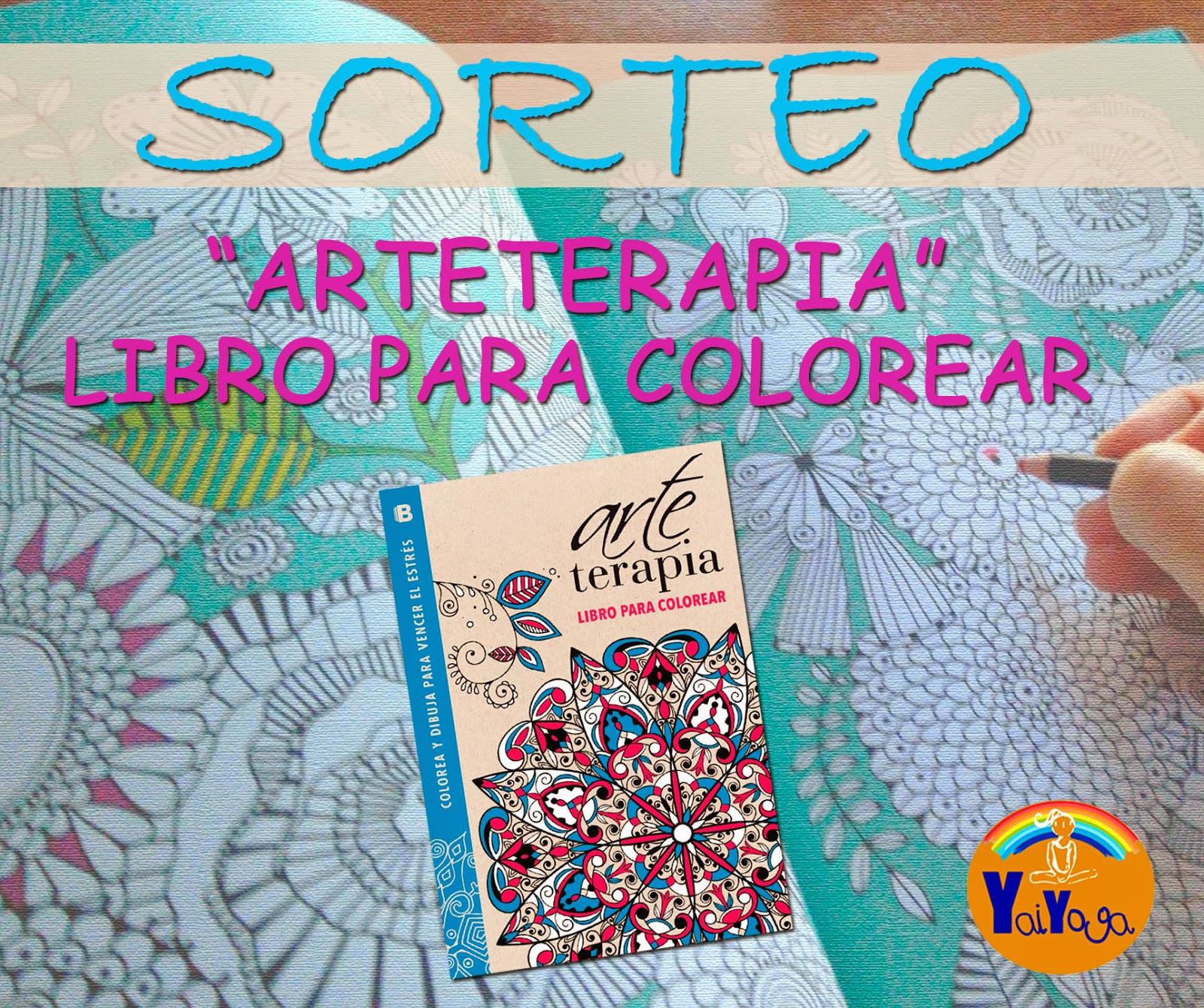 YaiYoga: Sorteo de un libro para colorear \