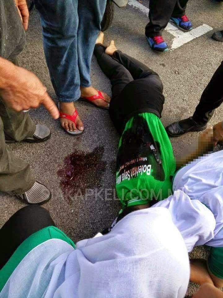 Suspek Pembunuh Bekas Tunang Di Tahan Ketika Cuba Lari Ke Indonesia