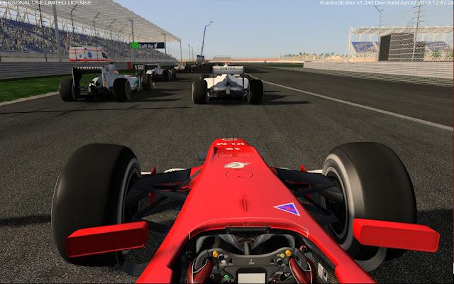 Nuevo circuito de bahrain mod