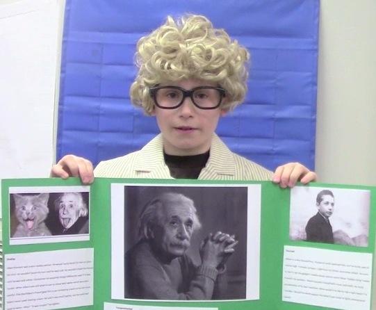 presentation biography