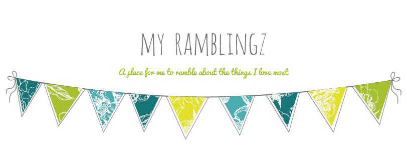 My Ramblingz!