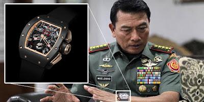jam tangan moeldoko