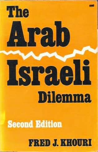 The Arab Israeli Dilemma