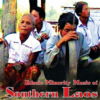 Ethnic Minority Music of Southern Laos, Sublime Frequencies