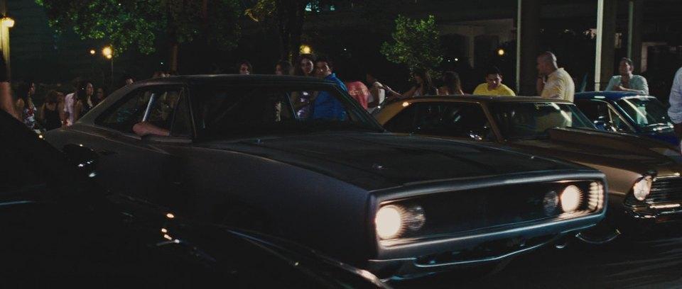 Bkack Ss Car John Wick Drives