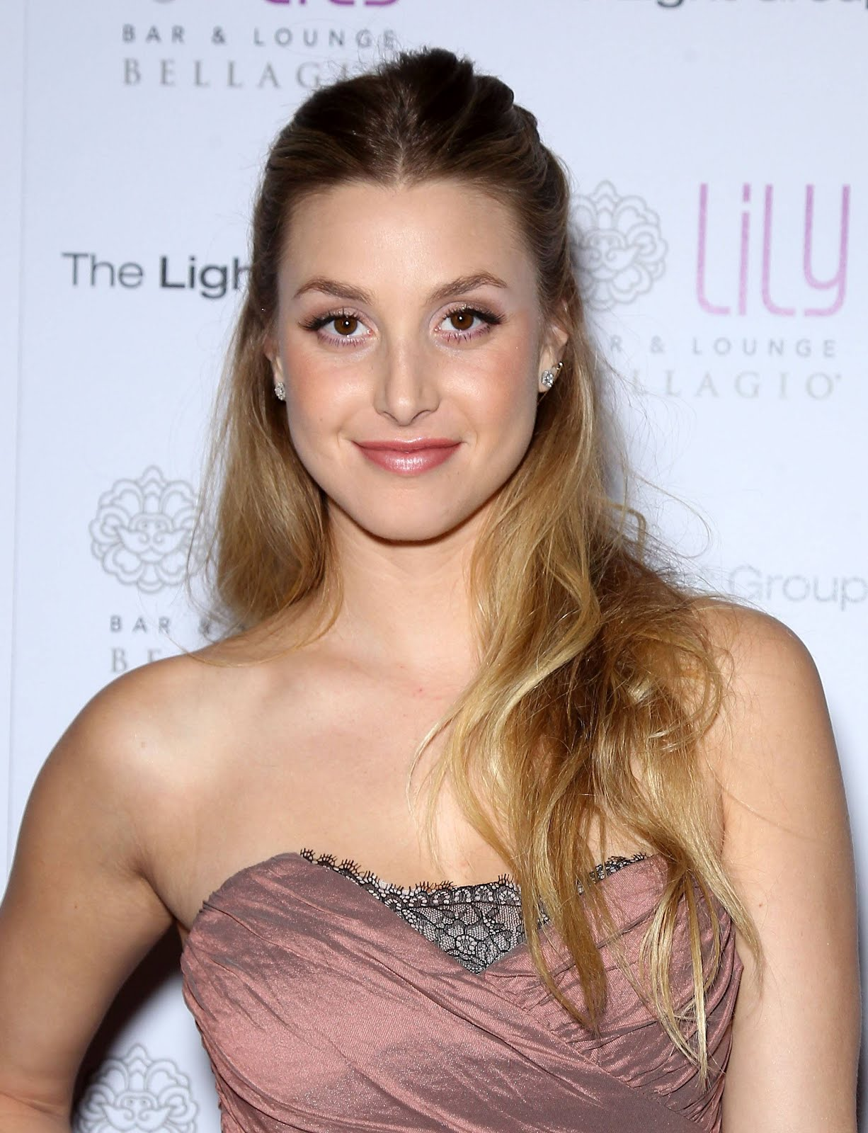 Whitney Port At The Lily Bar & Lounge Grand Opening In Las Vegas