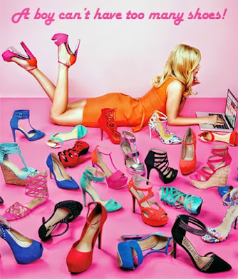 Cannot Have Enough Shoes!
