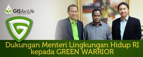 GREEN WARRIOR