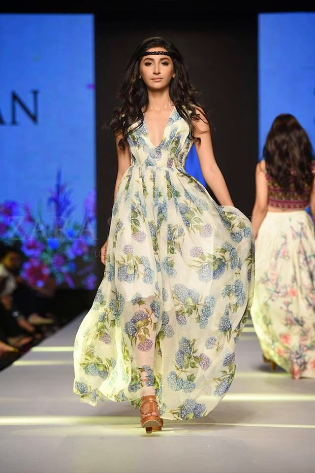 Zara Shahjahan Forever Boho Summer Collection 2015