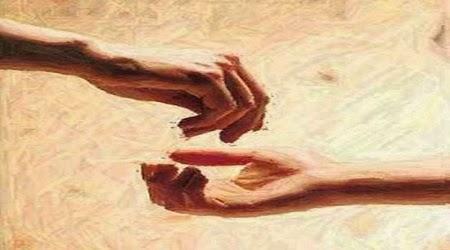 Hikmah Kedermawaan Di tengah Kemiskinan-nur qolbu