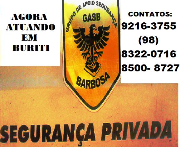 SEGURANÇA PRIVADA BARBOSA