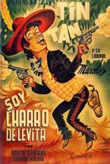 descargar Tin Tan: Soy Charro de Levita – DVDRIP LATINO