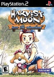 Free Download Games harvest moon save the homeland PCSX2 ISO Untuk Komputer Full Version ZGASPC