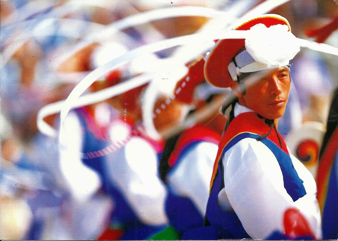 traditional korean dance Song hee lee, is a dancer specializing in traditional korean dance upon graduating from university of pusan, korea, she joined the pusan metropolitan dance.