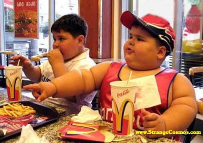 mcdonalds kid