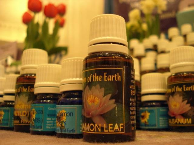 Medicinal Aromatherapy