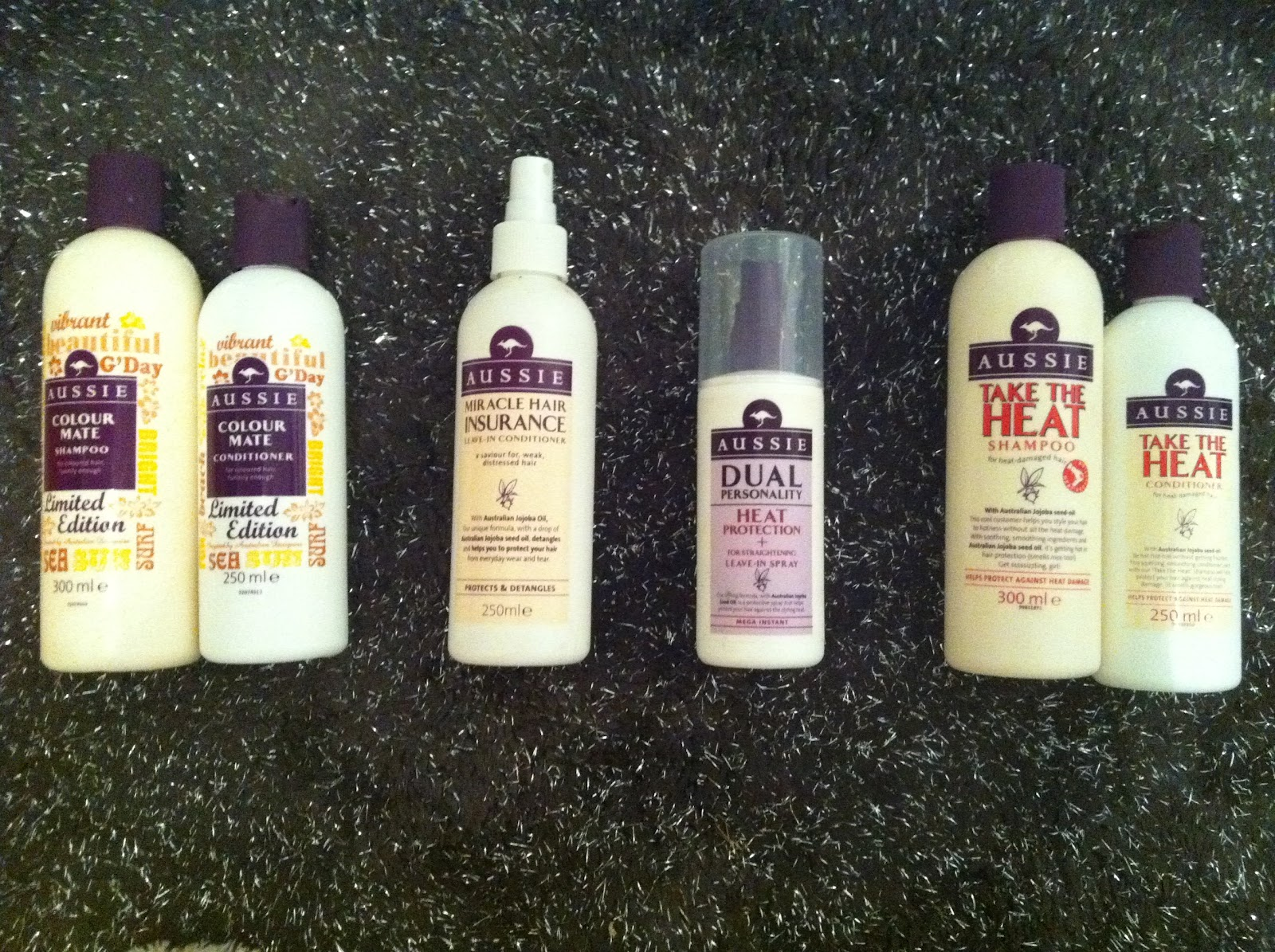 Secrets Of A Shopaholic Aussie Hair Products Review