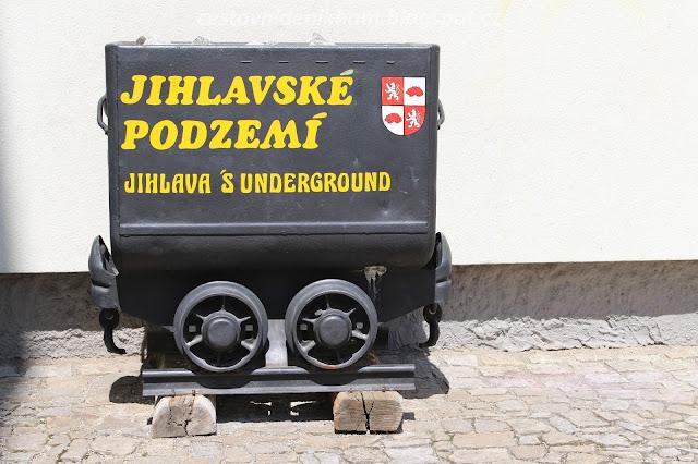 Jihlavské podzemí // Jihlava´s Underground