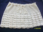 Crocheted Summer Skirt