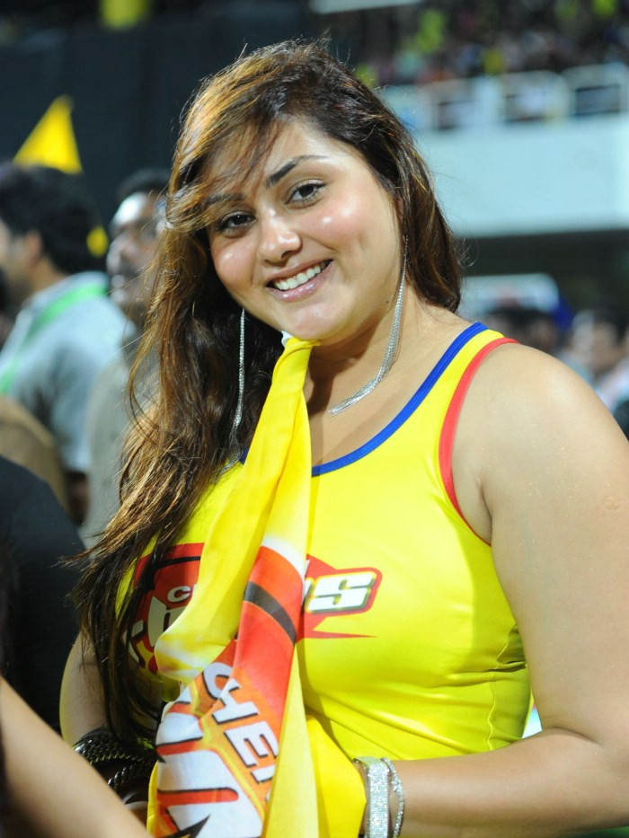 Namitha from Ccl Matches Photo Gallery - Actress Photosz