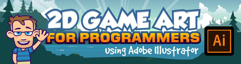 2D Game Art for Adobe Illustrator