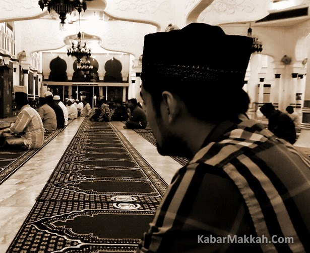 Selalu Terpaut Dengan Masjid