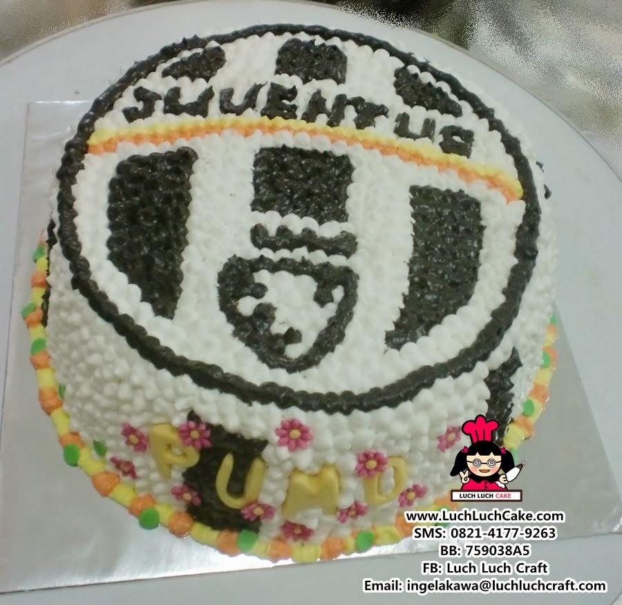 Jual Kue Tart Juventus Daerah Surabaya - Sidoarjo